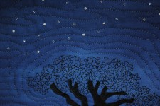 Starry Nights, detail
